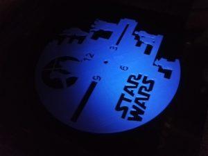 Часы Star Wars